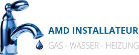 AMD Installateur Logo